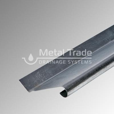 Обшивка за изолация 1м. 8 см. 0,4 мм /алпийка/