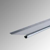 Обшивка за изолация 2м. 10 см. 0,4 мм
