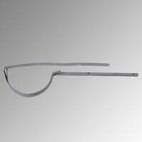 Скоба за улук 280 мм. дълга опашка
