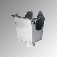 Казанче квадратно 330 мм. / Ф 100, 0,5 мм.