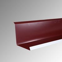 Обшивка за комин  2м. пластифицирана RAL 3009