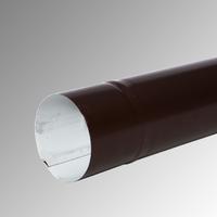 Водосточна тръба Ф 80 пластифицирана 8017  1м.
