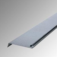 Обшивка за изолация 1м. 15 см. 0,4 мм /алпийка/