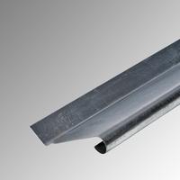 Обшивка за изолация 1м. 10 см. 0,4 мм /алпийка/