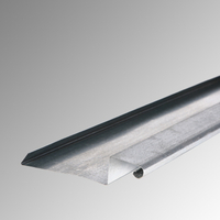 Обшивка калкан 2м. 330 мм. 0,5 мм.