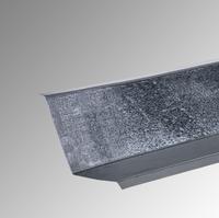 Обшивка за покрив 18/15 2м. 0,5 мм.