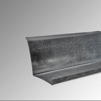 Обшивка за комин  2м. 0,4 мм.
