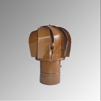 Въртяща шапка за комин Ф 130 RAL 8011